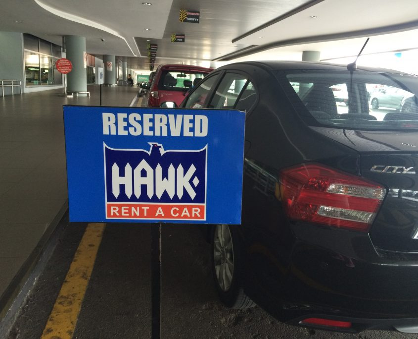 Hawk Car Rental Penang